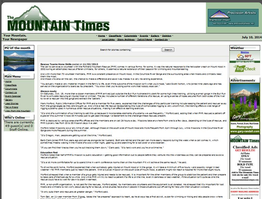 MountainTimes