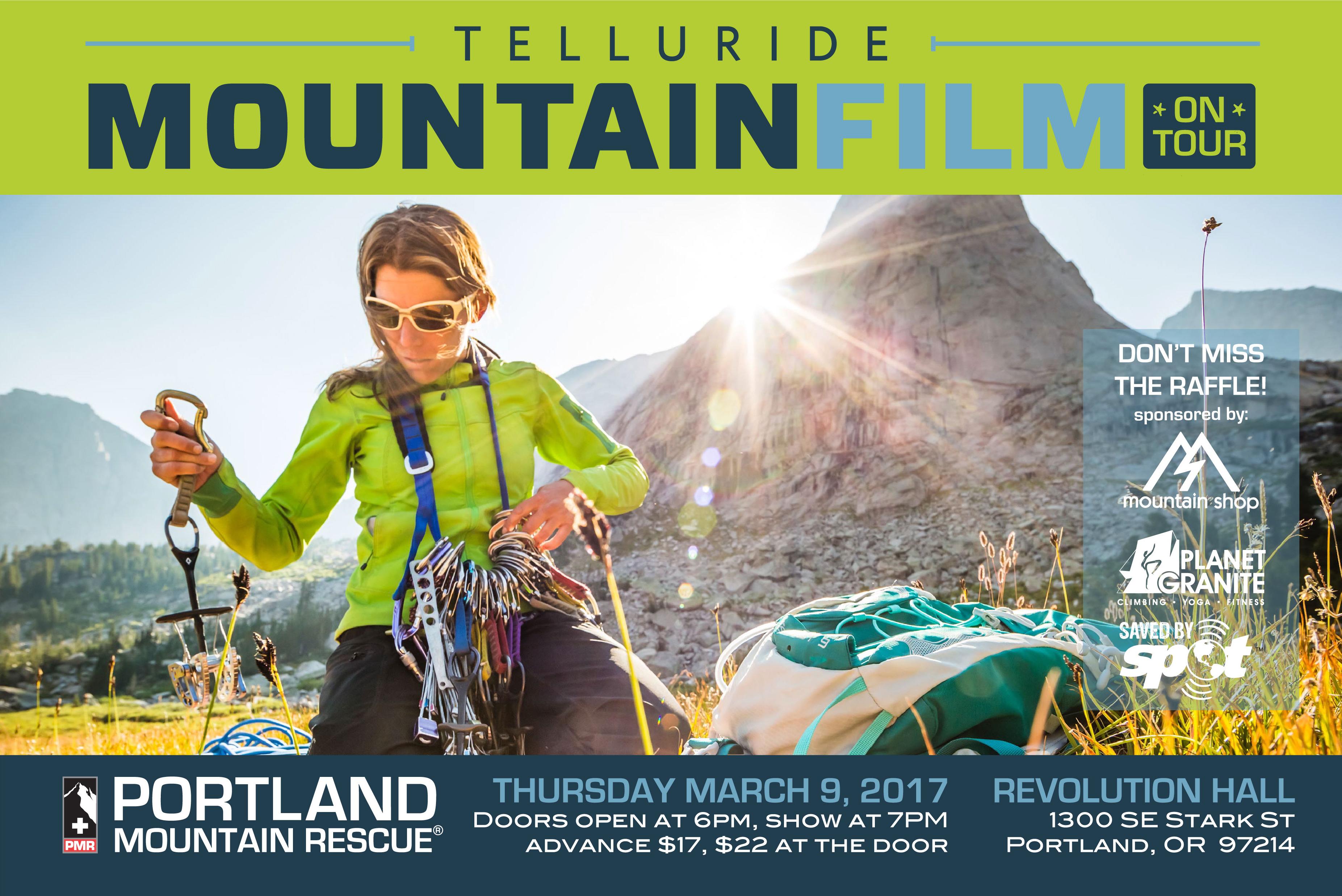 Portland Mountain Rescue